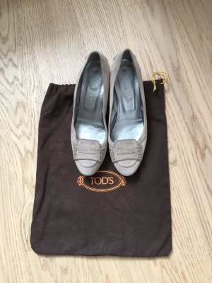 Tod's Loafers wolwit-room Leer