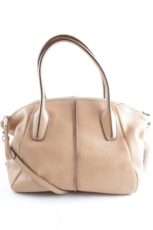 Tod's Bolso barrel marrón look casual