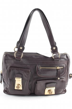Tod's Carry Bag brown casual look