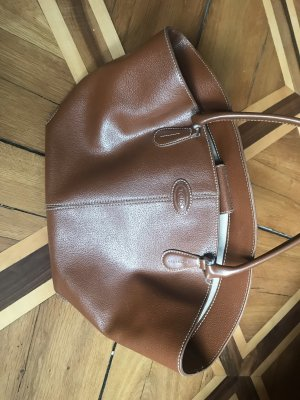Tod's Carry Bag cognac-coloured leather