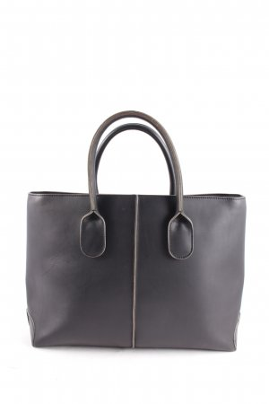 Tod's Carry Bag black classic style
