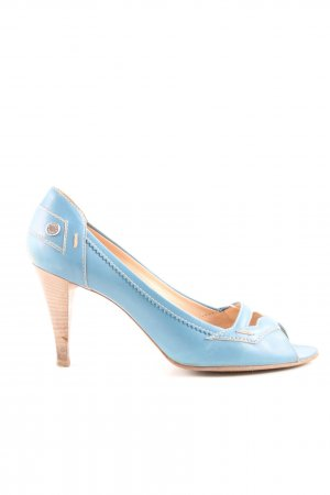 Tod's High Heel Sandaletten blau Casual-Look