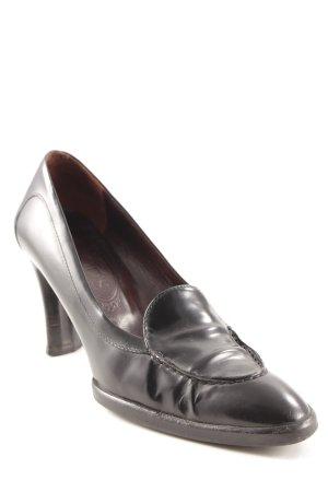 Tod's High Heels schwarz Casual-Look
