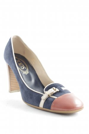 Tod's Hochfront-Pumps mehrfarbig Business-Look