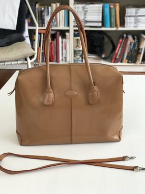 Tod's Klassiker D Bag Leder Henkel Tasche