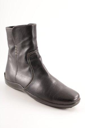 Tod's Korte laarzen zwart casual uitstraling