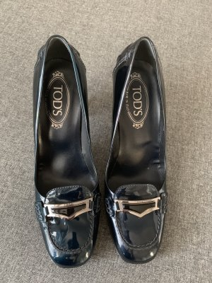 Tod's Lackleder Pumps