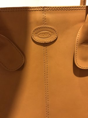 Tod's Leder-Handtasche hellbraun / beige