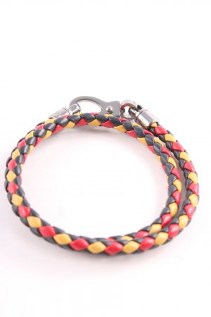 Tod's Leather Bracelet multicolored casual look