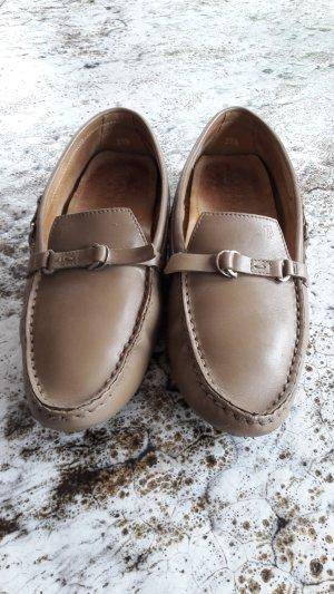 Tod's Mocassins gris brun