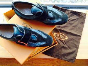 Tod's Ledersneaker mit Absatz