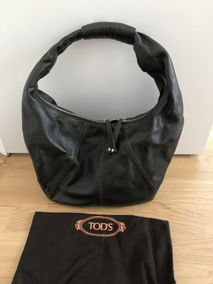Tod's Pouch Bag dark brown