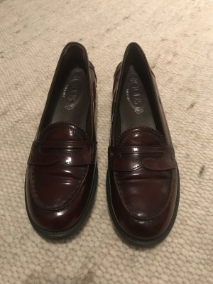 Tod's Loafer bordeaux
