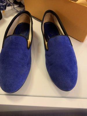 Tod's Loafer dunkelblau in Gr. 37,5