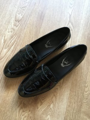 TOD's Loafer Lackleder