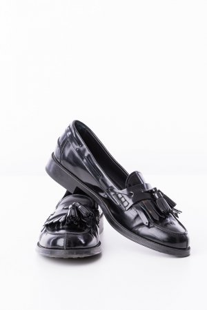 TOD'S - Loafers Schwarz mit Tasseln