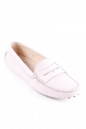 Tod's Ballerines Mary Jane vieux rose style anglais