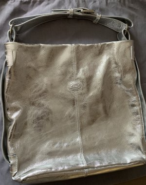 Tod's Tote zilver