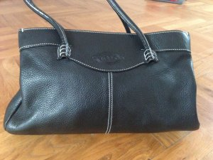 Tod´s Mocassino Bag schwarz