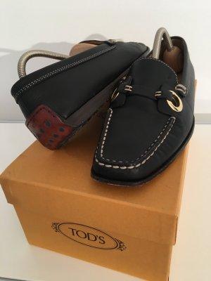 Tod's Mokassin Original Modell: Anilux schwarz
