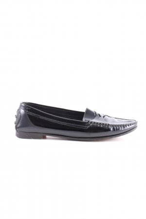 Tod's Mokassins schwarz Business-Look