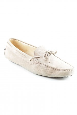Tod's Moccasins camel classic style