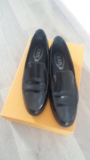 Mocassins noir