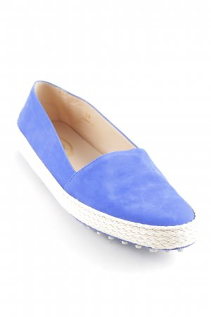 Tod's Moccasins multicolored beach look