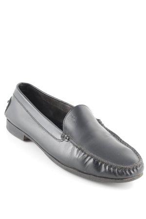 Tod's Mocassins noir style décontracté