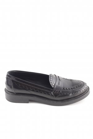 Tod's Oxford schwarz Business-Look