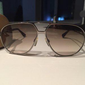 Tod's Gafas color plata-marrón