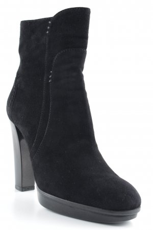 Tod's Plateau-Stiefeletten schwarz Elegant
