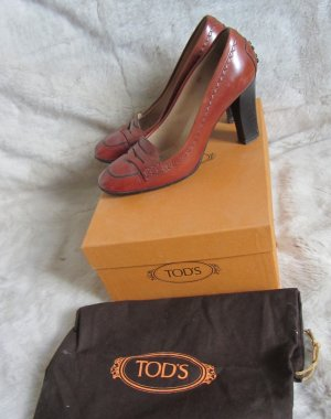 Tod's Pumps brown leather