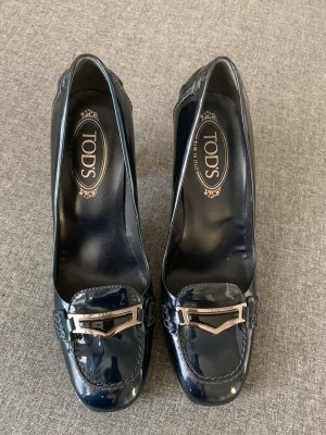 Tod's Loafers dark blue