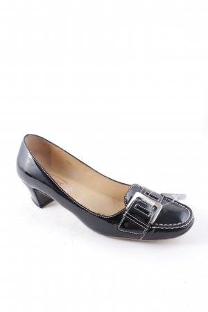 Tod's Pumps schwarz Casual-Look