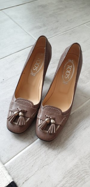 Tod's Pumps Tods High Heels Klassik