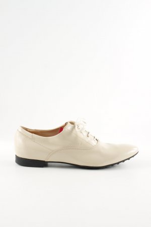 Tod's Richelieus creme Business-Look