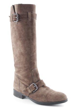 Tod's Jackboots brown-black Boho look