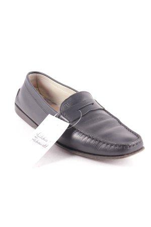 Tod's Zapatos sin cordones marrón oscuro look casual