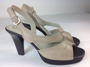 Tod's Pumps camel leather