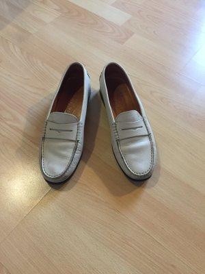 TOD's Schuhe - Größe 38,5 - creme
