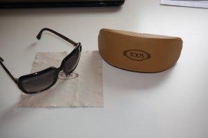 Tod's schwarze Sonnenbrille shades mit Etui Original
