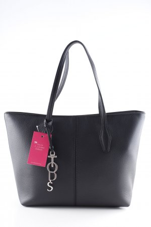 "Tod's Shopper ""Anq Bag Calf Leather Black"" schwarz"