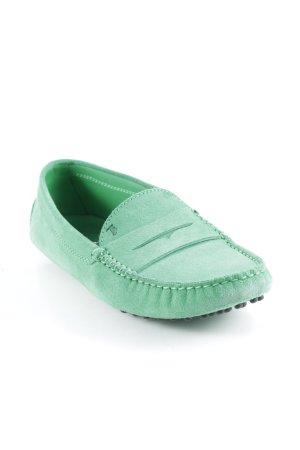 Tod's Babouche vert élégant