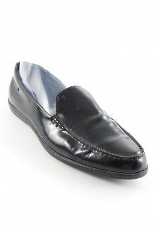 Tod's Slippers black business style