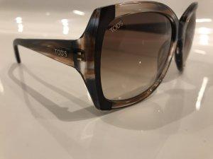 Tod's Sonnenbrille braun/grau meliert