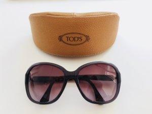 Tod's Sonnenbrille in anthrazit