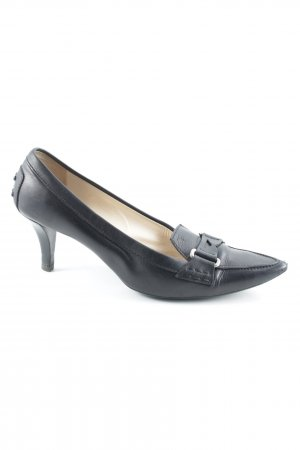 Tod's Backless Pumps black business style