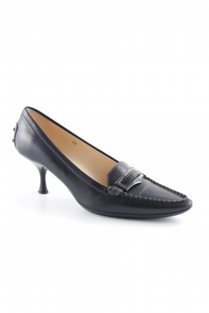 Tod's Spitz-Pumps schwarz Business-Look