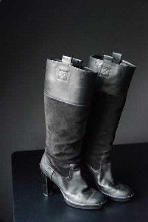 Tod's Stiefel Gr. 40 Suede